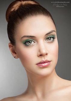 Interview, Julie Kuzmenko McKim, Beauty, Fashion, Portrait photographer, digital artist, retoucher and educator   ExposureGuide.com