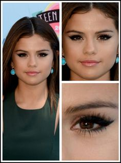 Selena Gomez's Makeup