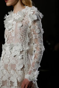 Défilé Giambattista Valli Haute Couture printemps-été 2018 2