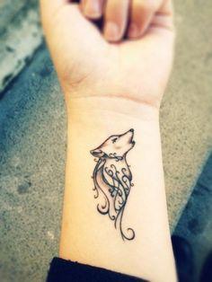 handgelenk wolf