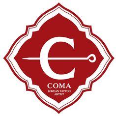 comatattoostudio new logo..!!