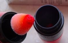 Lancôme Matte Shaker 189 Red'y in 5 Applicator Close Up