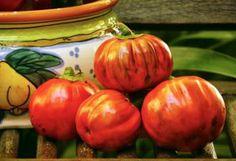 Melanzane rosse ripiene #ricette #italianfood