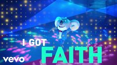 """[ Stevie Wonder & Ariana Grande - Faith (From """"Sing"""" Original Motion Picture Soundtrack/Lyric Video) ]"""