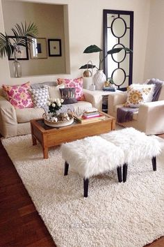 Cozy Small Apartment Decorating Ideas On A Budget (1