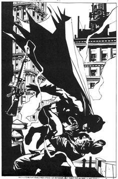 Batman - John Paul Leon