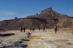 Géoparc du Djebel Bani à Tata