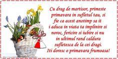 Felicitari de 1 Martie - Iti doresc o primavara fericita! - mesajeurarifelicitari.com