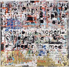 View Rat Catcher of Hamelin III by Mark Bradford on artnet. Browse upcoming and past auction lots by Mark Bradford. Basquiat Paintings, Picasso Paintings, Gerhard Richter, Neo Dada, Mark Bradford, Painting Workshop, Alexander Calder, Jeff Koons, Albrecht Durer
