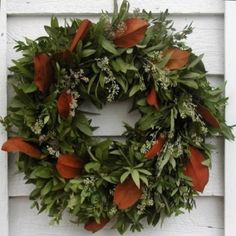 Circle Home and Design Christmas Wreaths, Floral Wreath, Holiday Decor, Holidays, Design, Home Decor, Floral Crown, Holidays Events, Decoration Home