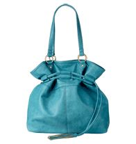 FOREVER selected by Paula Abdul Luxe Drawstring Handbag - sale price $34.99