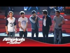 "One Direction - ""Best Song Ever"" Performance on AGT - America's Got Talent 2013. I'm gonna b honest, their first few performances BSE weren't that good but THIS sounds great! (:"