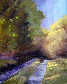 Touch Of Light by Nancy Merkle