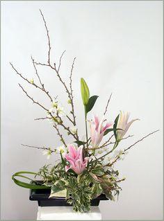 Funeral Flowers by Yukiko