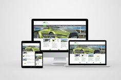 Responsive Webdesign für GTS