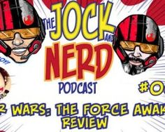 PODCAST: Jock and Nerd Episode 69: Star Wars- The Force Awakens Review - See more content marketing and blogging info and ideas at MikeSweeneyOnline.com