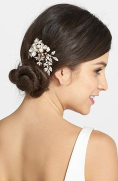 1000+ Images About Hair Accessories On Pinterest | Hair Combs Barrette And Bridal Hair Combs