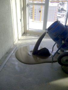 portland cement underlayment