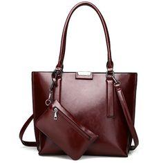 d17696824 Fashionable Shine Simple Style Handbag for Women Vendimia, Bolsos De Mujer,  Carteras Y Bolsos