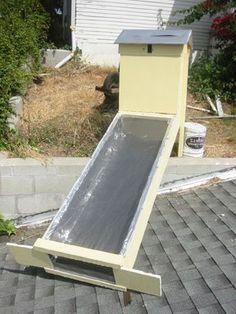 Build a Solar Dehydrator
