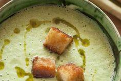 Cappuccino de concombre glacé | Cooking Chef de KENWOOD - Espace recettes