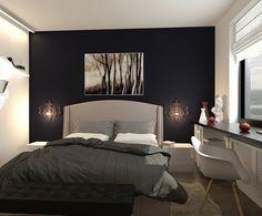 Однокомнатная квартира площадью 48 кв.м. - Дизайн интерьеров | Идеи вашего дома | Lodgers