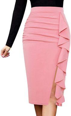 Ann Taylor, Waist Skirt, High Waisted Skirt, Skirts, Blue, Outfits, Fashion Skirts, Classic Skirts, Pencil Skirts