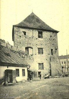 Bastionul Croitorilor ca 1900 Romania, Museum, House Styles, Nature, Dan, Outdoor, Outdoors, Naturaleza, Outdoor Games