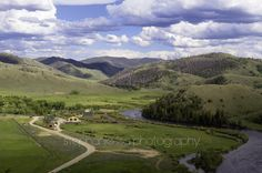 wyoming ranches   ... ranch, A Bar A Ranch, in Encampment, Wyoming. It is one of my most