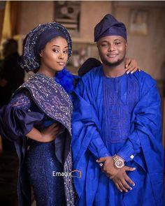 African Attire, African Wear, African Style, African Beauty, Nigerian Traditional Wedding, Traditional Wedding Attire, Traditional Outfits, African Inspired Fashion, African Men Fashion