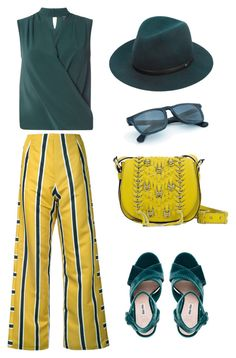 """""""In living color"""" by peppermintdm on Polyvore featuring мода, Gwen Salakaia, Dorothy Perkins, Miu Miu, Sanctuary и rag & bone"""