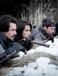 Favourite bbc musketeers stills