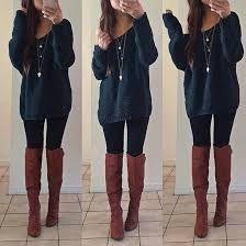 Resultado de imagen para vestido de jean con botas