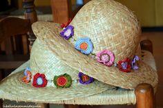 Libélulas en mi desván: Historia de dos sombreros