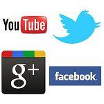 Objetivos detrás del uso de las redes sociales – infografía