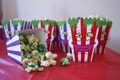 Ideas for a Trash Pack Grossery Gang birthday party - Des idées pour une fête sur le thème des Trash Pack Grossery Gang