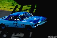 Dave Edsinger 1966 Yenko Stinger Coupe.