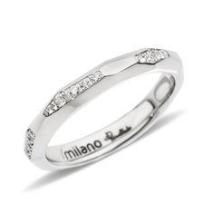 ミラノ リフレッソ リング - Pomellato(ポメラート)の結婚指輪(マリッジリング)