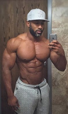 older sexy black men