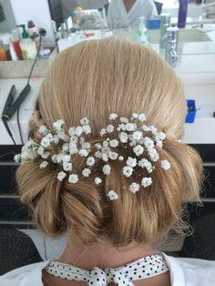Jo black wedding hair x