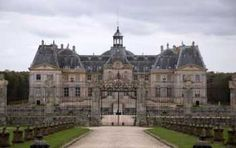 -French Castle Guide, Vaux le Vicomte, Places To Visit In France