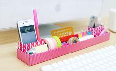 Desk Organizer Tray | Brit + Co