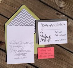 Wedding Invitation on Etsy, $2.00