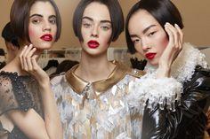 Chanel Haute Couture F/W 2015-2016