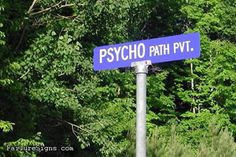6 Crazy Street and Road Names In Michigan That Are Truly Hilarious! ► http://wp.me/p4p9rp-jM
