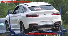 Feast Your Eyes On The 2018 BMW X4