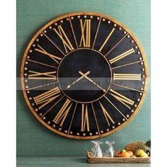 beautiful oversized wall clocks on pinterest wall clocks