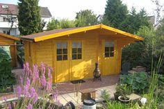 Kundenbild: Gartenhaus Brüssel-44 ISO
