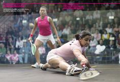 Squash: Increasing popularity in emerging markets; offering these nations real Olympic medal potential.