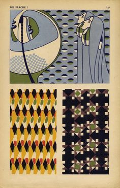 Here are the most recent additions to the Gallery. Textile Patterns, Textile Prints, Textile Design, Print Patterns, Textiles, Gustav Klimt, Charles Rennie Mackintosh, Art Nouveau Poster, Arts And Crafts Movement